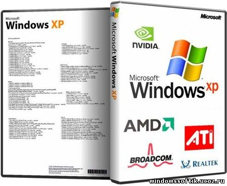 Windows XP Drivers Update 03.09.2012 (x32/x64/RUS/ENG)