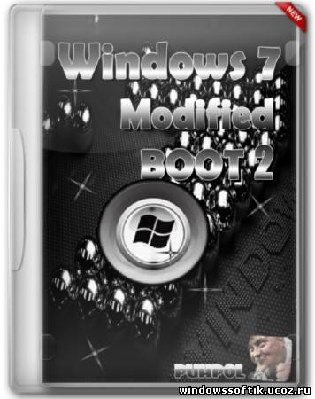 Windows 7 SP1 Modified Boot v.2 2012 by Puhpol