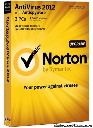 Norton AntiVirus 2012 v 19.1.1 Final RUS