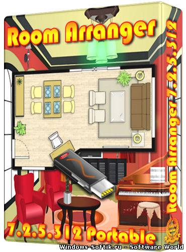 Room Arranger 7.2.5.312 Final + Portable ML/Rus