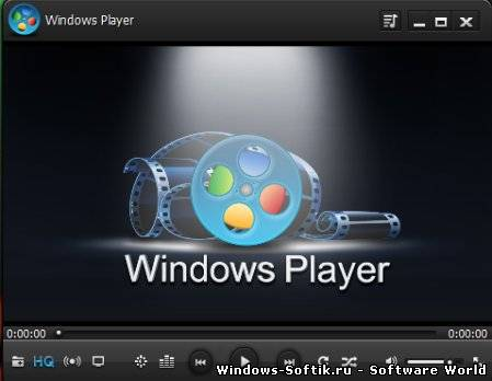 WindowsPlayer 1.9.0.0 (2013) + Portable
