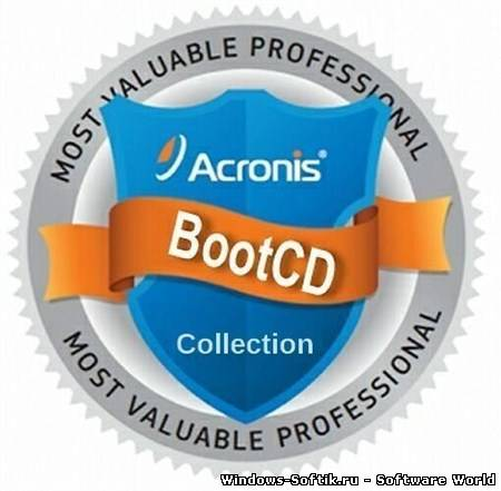 Acronis BootDVD 2013 Grub4Dos Edition v.9 11in1 (RUS/2013)