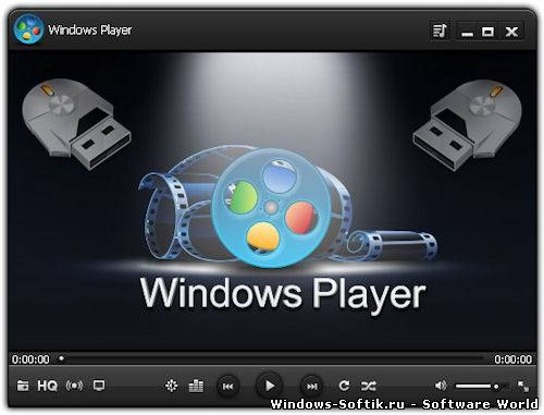 Windows Player 1.9.0.0 RePack + Portable by KGS