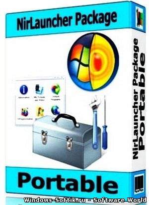 NirLauncher Package 1.18.12 + Sysinternals Suite + Piriform Portable by punsh
