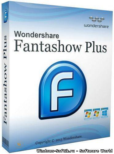 Wondershare Fantashow 3.0.4.40