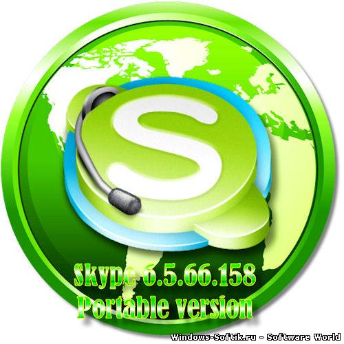 Skype 6.5.66.158 Final + Portable ML/Rus