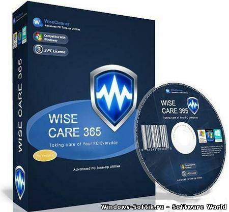 Wise Care 365 Pro 2.51 Build 197 Final + Portable ML/Rus