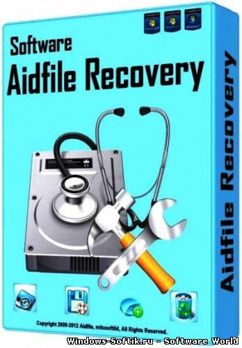 Aidfile Recovery Software Pro 3.6.3.2 Portable