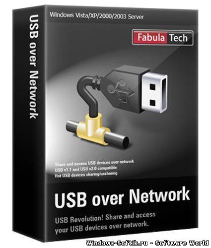 FabulaTech USB over Network 4.7.5 Final