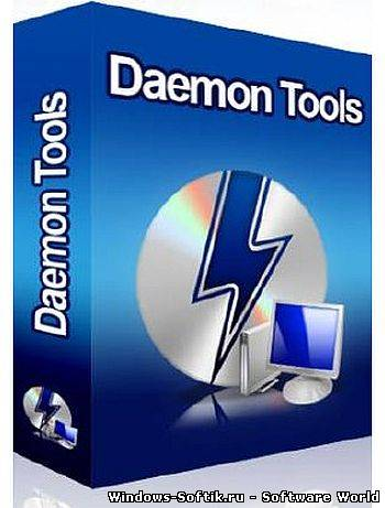 DAEMON Tools Pro Advanced Edition 5.1.0.0333 Portable - эмуляция CD/DVD мультимедиа