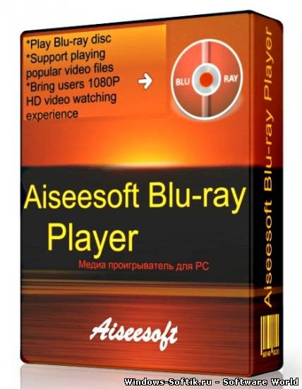 Aiseesoft Blu-ray Player v6.1.32