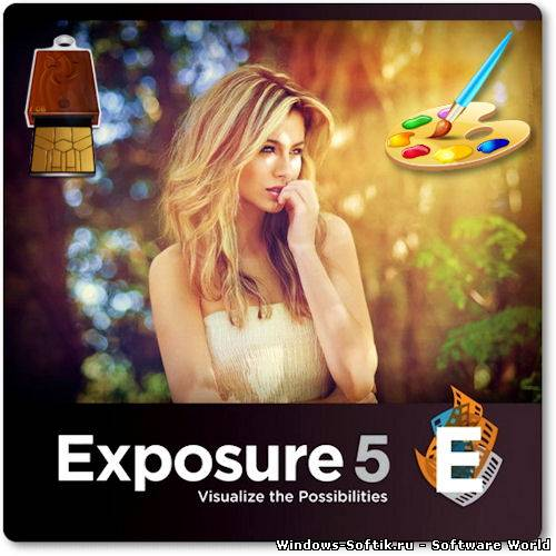 Alien Skin Exposure 5.0.0.687 Revision 23645 Rus RePack + Portable Rus