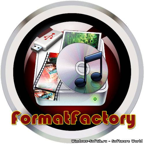 Format Factory 3.1.1 + Portable ML/Rus