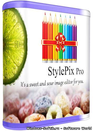 Hornil StylePix 1.13.0.3 + Portable ML/Rus