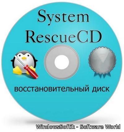 SystemRescueCd 4.3.0 Final