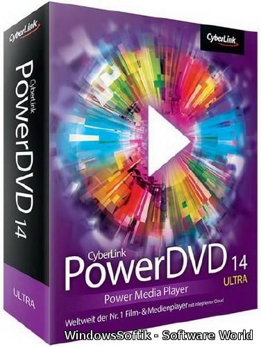 CyberLink PowerDVD 14.0.4206.58 Final