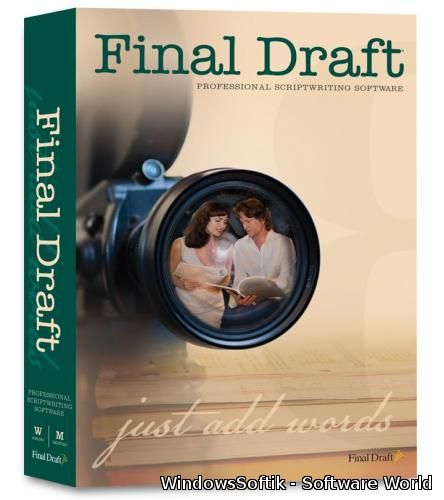 Final Draft 9.0.4 Build 174 (2014/ML/ENG)