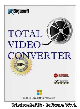 Bigasoft Total Video Converter 4.3.5.5344 Final