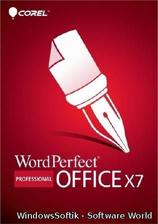 Corel WordPerfect Office X7 Standard & Professional 17.0.0.337 Final
