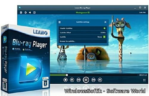 Leawo Blu-ray Player 1.7.0.5