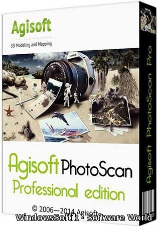 Agisoft PhotoScan Professional 1.1.0 Build 1976