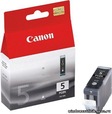 Как правильно заправить картридж Canon