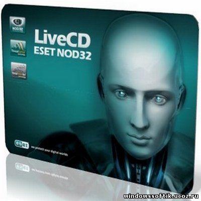 ESET NOD32 LiveCD v.7489 [18.09.2012]