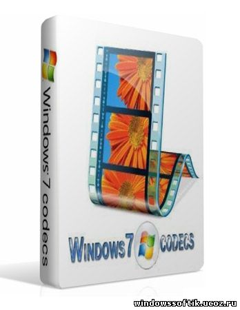 Win7codecs 3.9.0 + x64 Components (2012) RUS