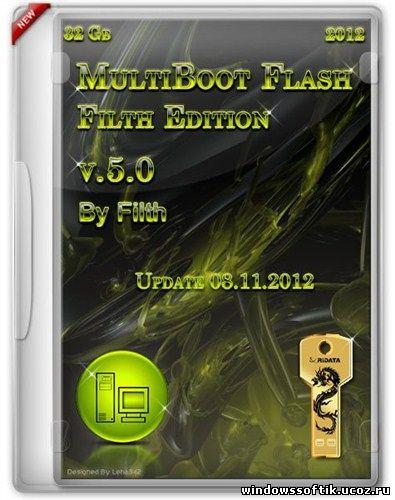 Multiboot Flash Filth Edition v5.0 Update 08.11.2012