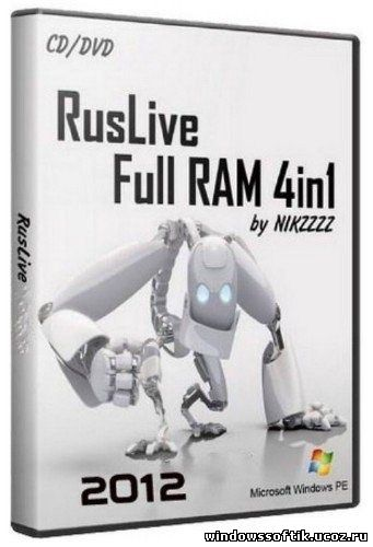 RusLive Full CD by NIKZZZZ 26/10/2012 (UnCriticalMod 11.11.2012)