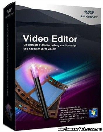 Wondershare Video Editor 3.1.0.4 + RUS