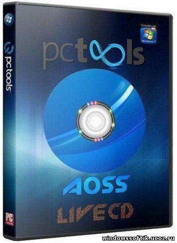 PC Tools AOSS LiveCD (11.12.2012/Eng)