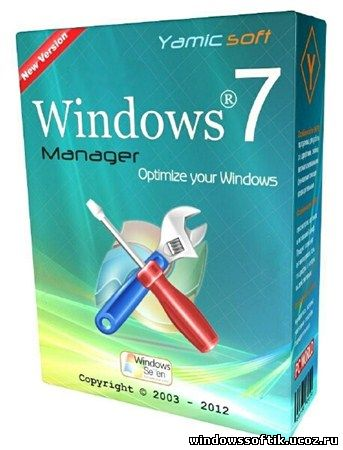 Windows 7 Manager 4.1.9 ENG