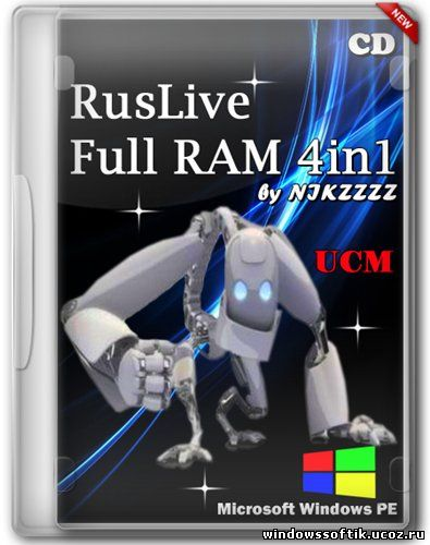 RusLive Full CD by NIKZZZZ 27/12/2012 (RUS/ENG) (UnCriticalMod 31.12.2012)