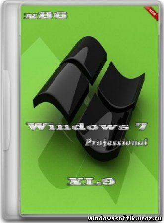 Windows 7 Professional XL9 (x86/RUS/2012)