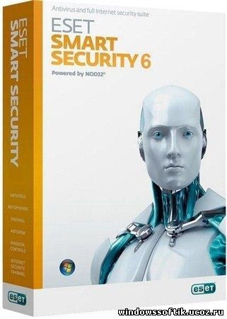 ESET NOD32 Smart Security 6.0.304.6 Final (х86/х64)